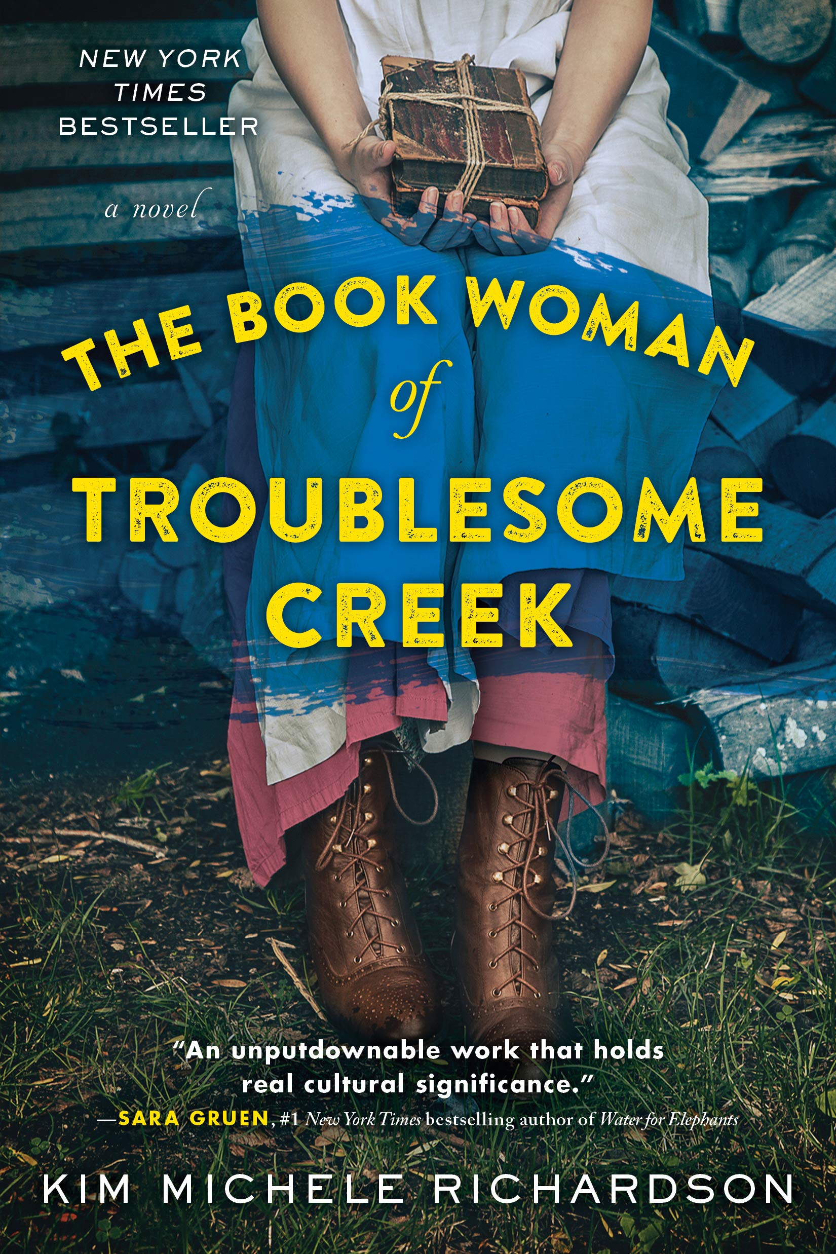 Book Woman of Troublesome Creek Cover Image
