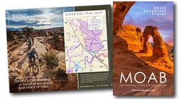 Moab Travel Planner